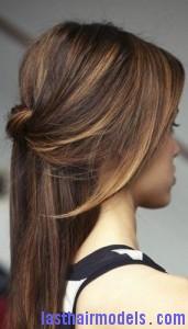 tie back hair7