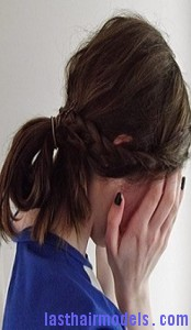 twin loop ponytail5