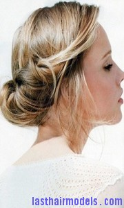 twisted low bun5