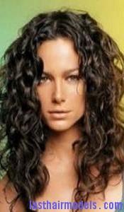 bed head curls