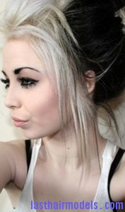 black blonde hair6