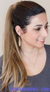 illusion ponytail