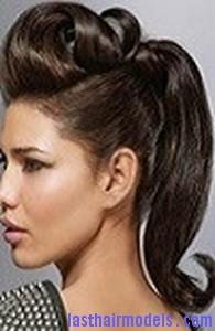pompadour ponytail2