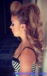 pompadour ponytail4