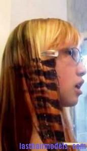 tiger stripe hair5