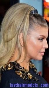 half ponytail5