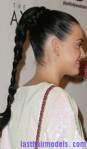 high pony braid5