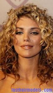 lotion curls