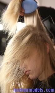 static hair2