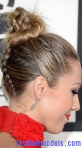 braided top knot3