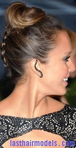 braided top knot5