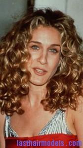 carrie bradshaw curls