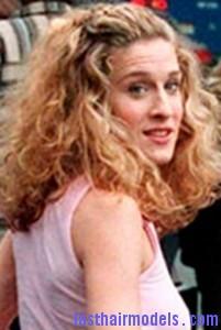 carrie bradshaw curls3