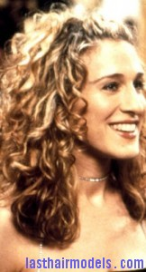carrie bradshaw curls7