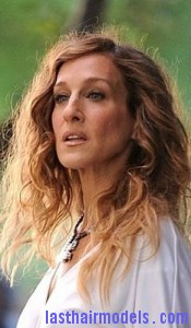 carrie bradshaw curls8