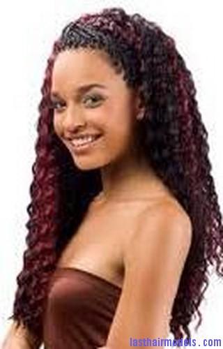 deep wave braid4 Last Hair Models Hair Styles Last - Hairstyles For Braids