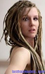 dreadlock straight hair5