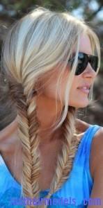 french braid tail3