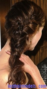 pinned back braid7