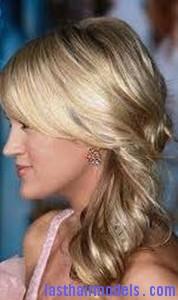 retro side ponytail2