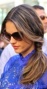 retro side ponytail4