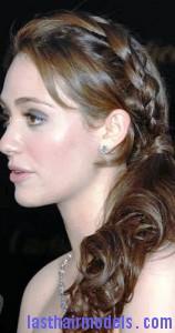 retro side ponytail6