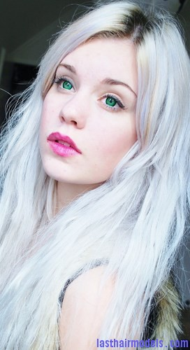 silver hair4
