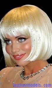 sparkly hair2