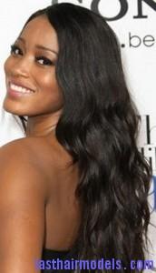 straight hair texture6
