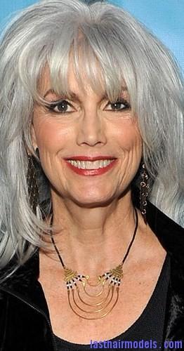 natural grey hair