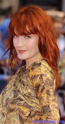 red hair8