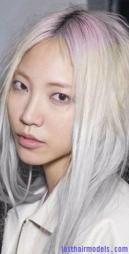 relax white hair2