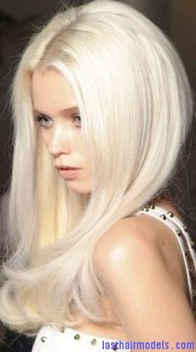 relax white hair6