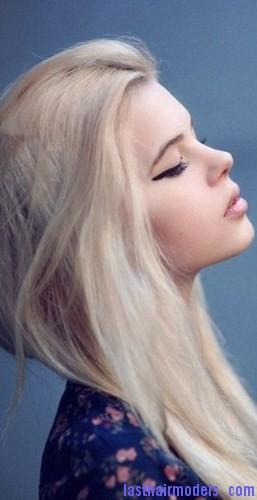relax white hair7