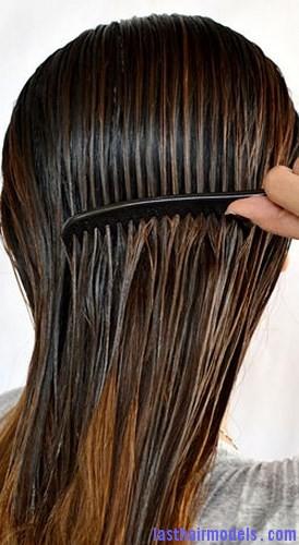 straight damaged hair2