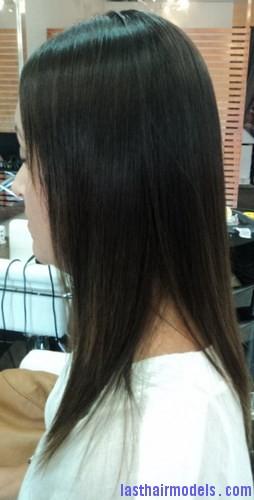 straight damaged hair4