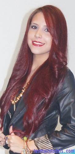 straight dull hair6