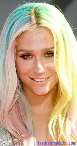 tone green hair