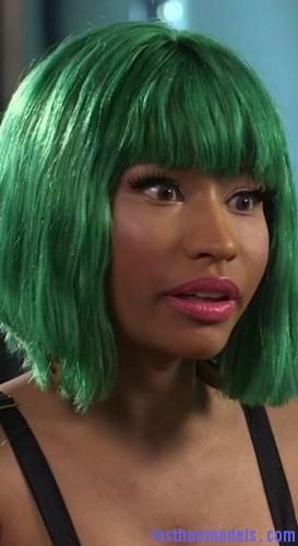 tone green hair3