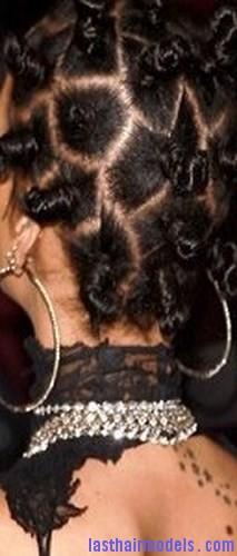 bantu knot hair2