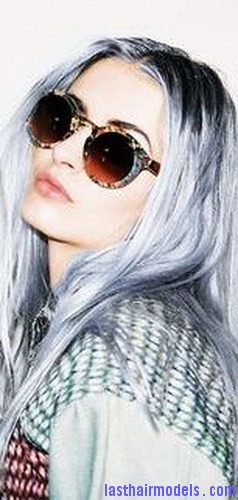 Prevent Gray Hair Looking Blue | Last Hair Models , Hair
