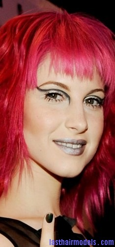 pink hair color7