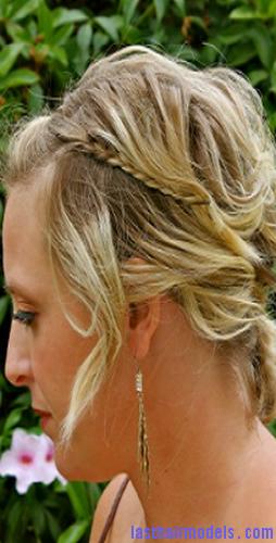 short side braid6