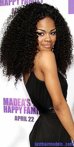 straight weave curly5