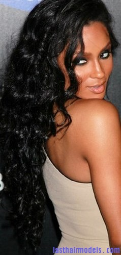 straight weave curly7