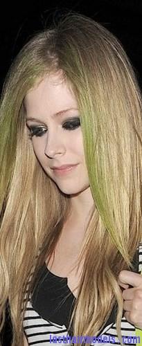 tone green hair2