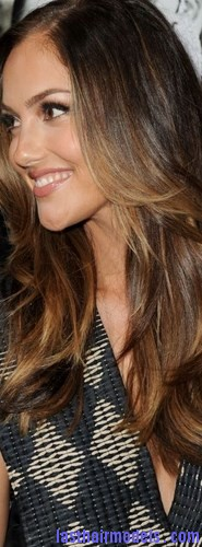 brown hair highlights4