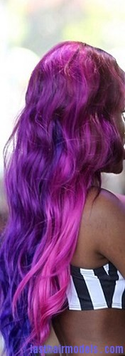 food coloring hair7
