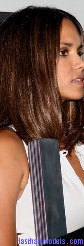 heat straighten hair3