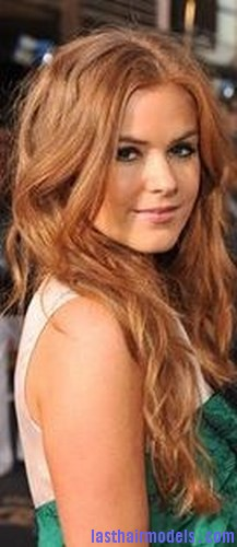 highlighted red hair5